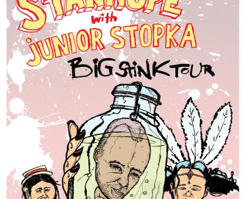 Big Stink Poster