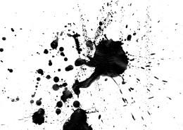 Ink splatter 02